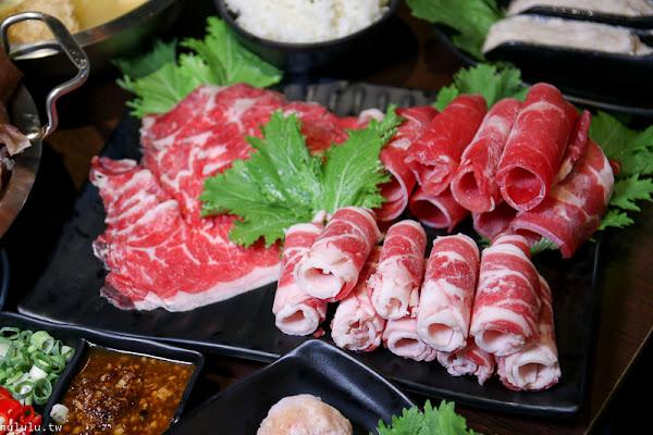 火鍋「纓風鍋物」有機蔬菜免費續吃!天使紅蝦無毒白蝦一隻$10任你爽爽吃。 安平火鍋 美食 
