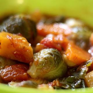 Italian Farmers Market Veggie Soup Recipe