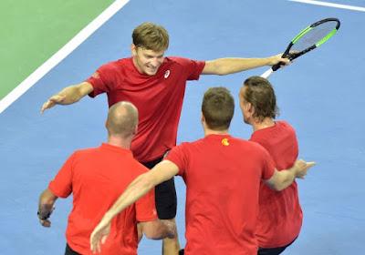 Des membres de l'équipe nationale belge regrettent le nouveau format de la Coupe Davis