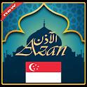 Azan Singapore : Prayer time Singapore icon