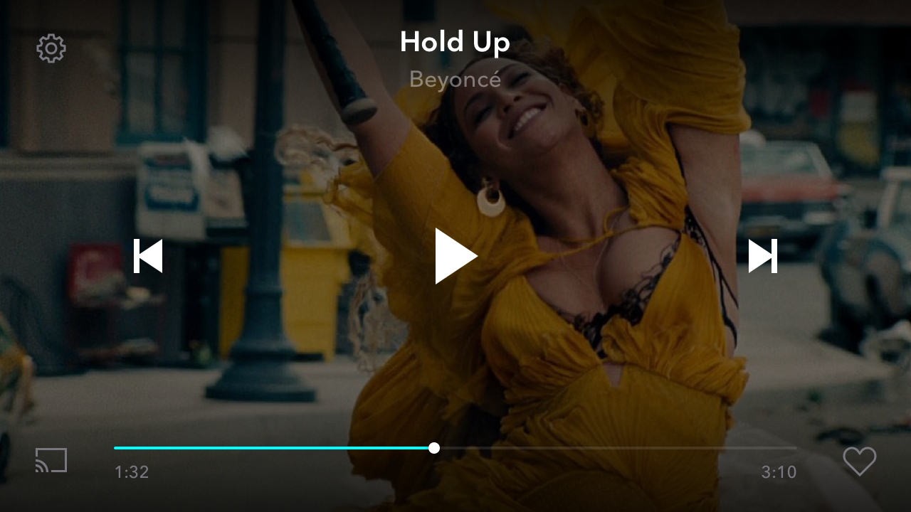 TIDAL - High Fidelity Music Streaming- screenshot
