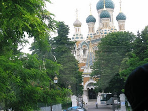 Photo: Russian Orthodox Church in Marseille
