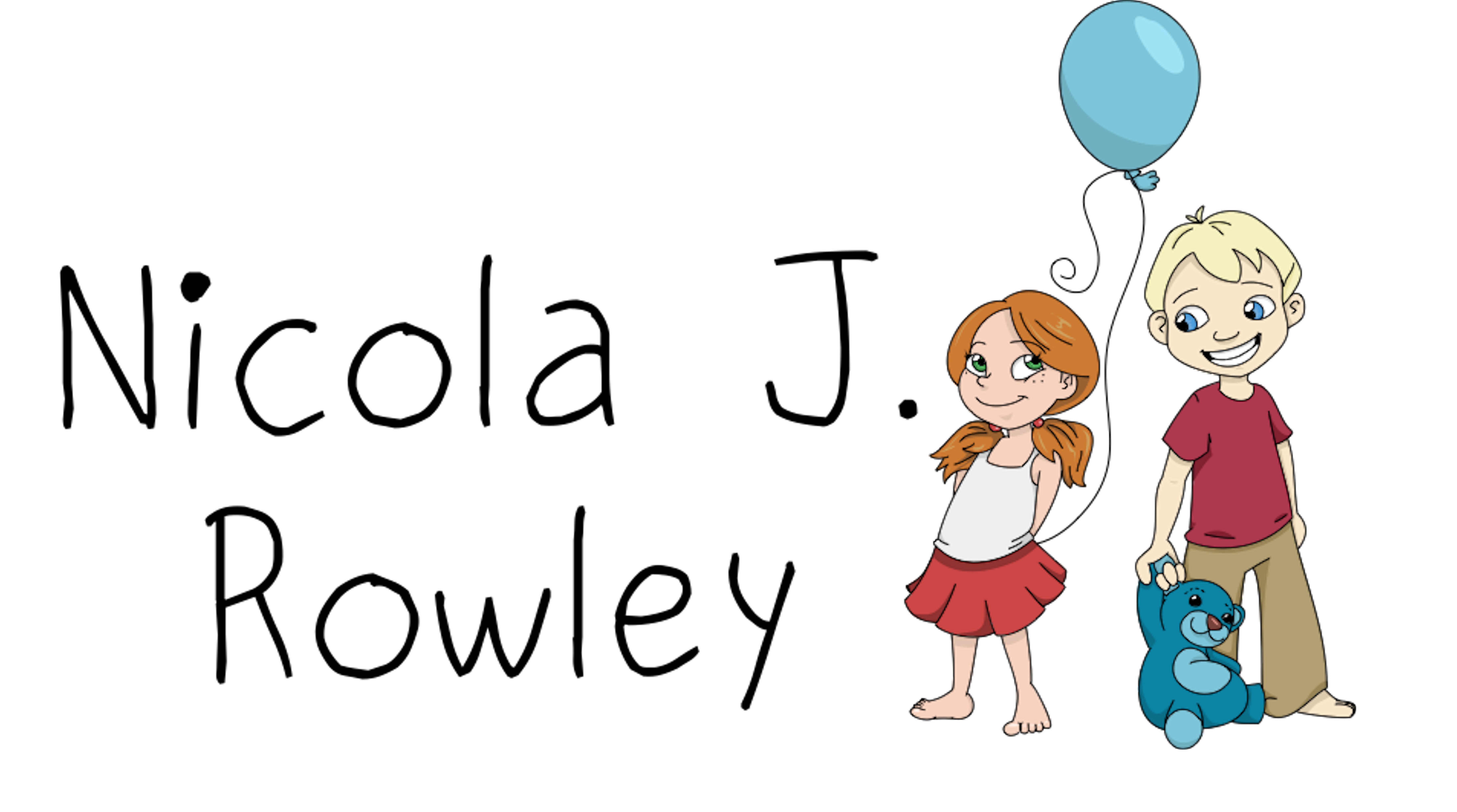 Children's Author Nicola J Rowley