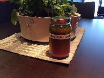 Herbed Italian Salad Dressing