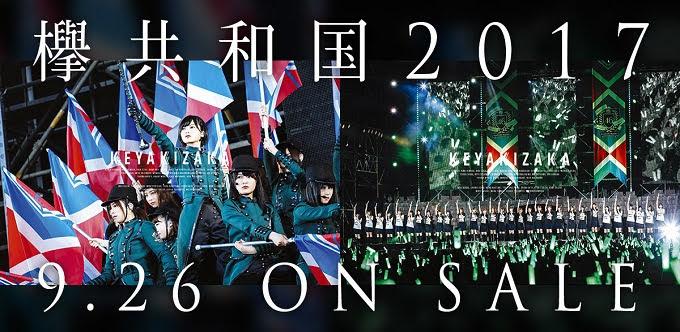 (Blu-ray / ISO) 欅坂46 – 欅共和国2017