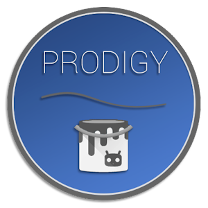 Prodigy Dark CM12/12.1