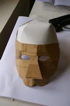 Photo: structure en carton