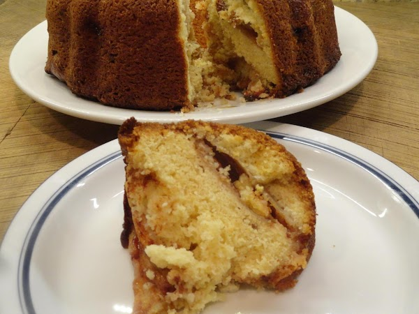 Granny's Apple Cake Recipe