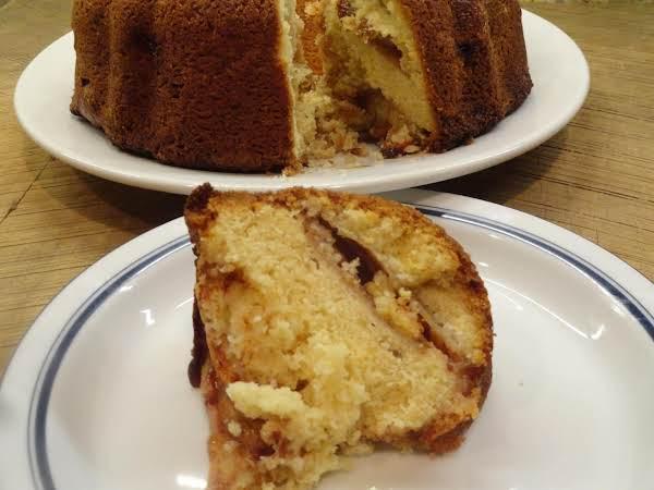Granny's Apple Cake Recipe