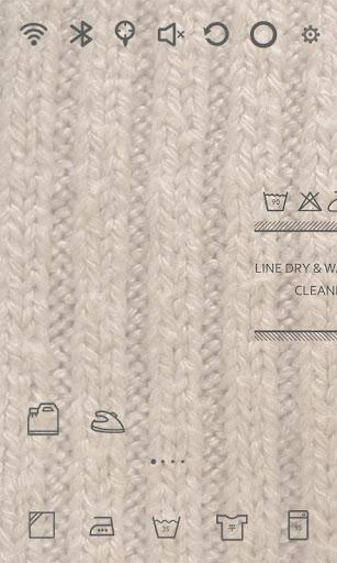 Washing Life Wool Theme