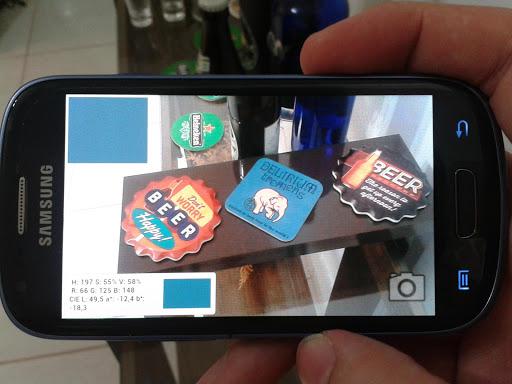Color Analysis Appar (APK) gratis nedladdning för Android/PC/Windows screenshot