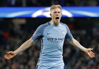 Manchester City et De Bruyne écrasent West Ham