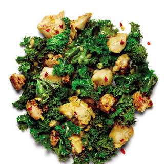 Spicy Sausage with Chicken and Kale.