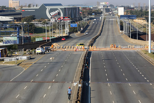 Joburg's M2 freeway to reopen on November 4