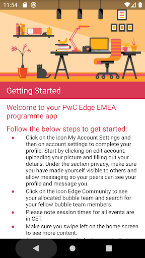 PwC Edge EMEA screenshot 4
