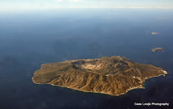 Photo: We naderen Rhodos | We are approaching Rhodes.  www.loki-travels.eu