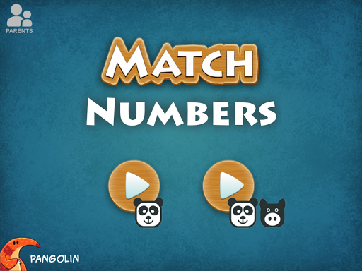 Match Game - Numbers