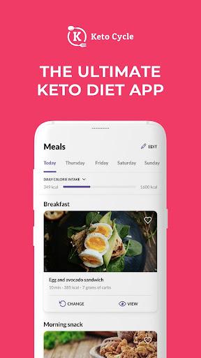 Keto Cycle screenshot 1