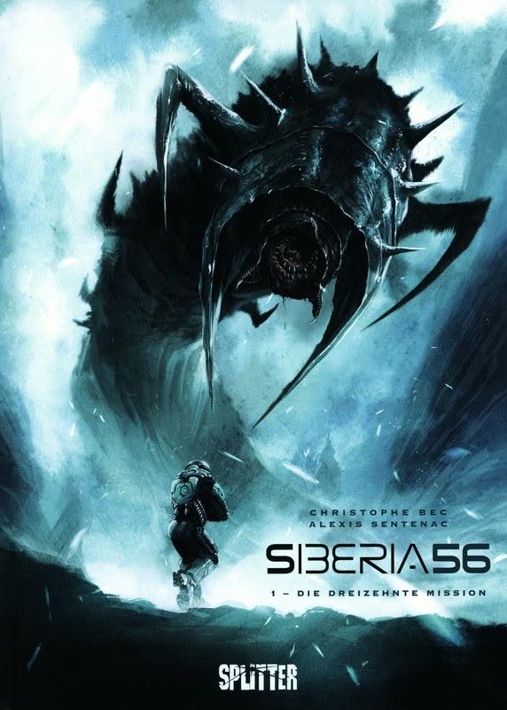 Siberia 56 (2014) - komplett