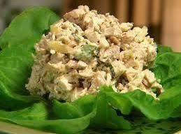 Quick 'n Easy Chicken Salad