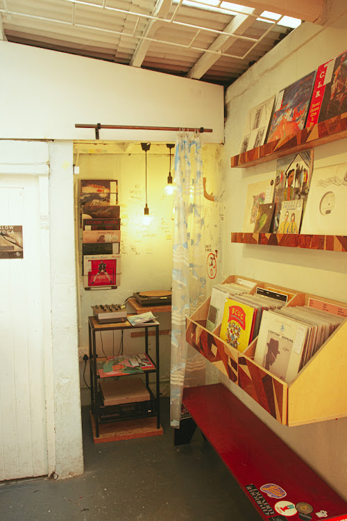 The Other Records in Observatory, with its great collection of vinyl.