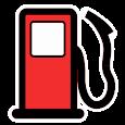 Simple MPG calculator icon