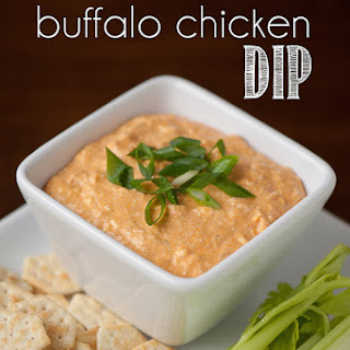 Warm Buffalo Chicken Dip