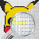 Color by Number Pokemon Pixel Art (game)