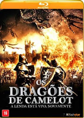 Filme Poster Os Dragões de Camelot BDRip XviD Dual Audio & RMVB Dublado