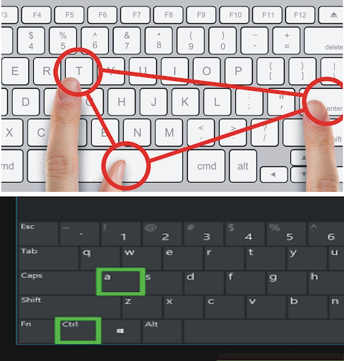 16 Secret | Hidden Combinations on your Keyboard 1.0 screenshots 1