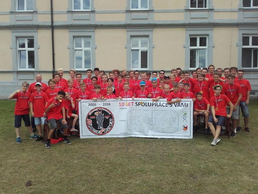 Camp Liberec 2017