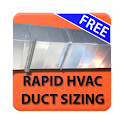 Rapid HVAC Duct Sizing Free icon