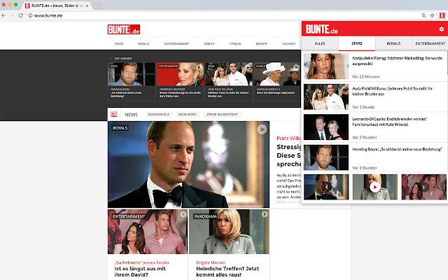 BUNTE.de News
