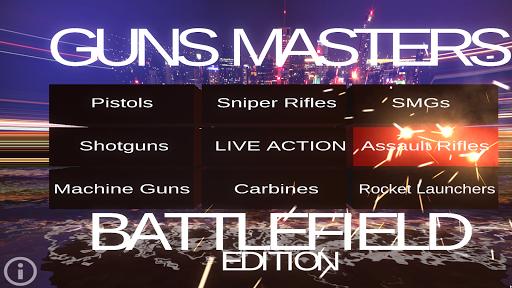 Guns Masters: Battlefield