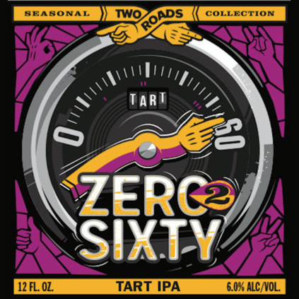 Logo of Two Roads Zero 2 Sixty Tart IPA