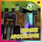 Zombie apocalypse maps for minecraft pe icon
