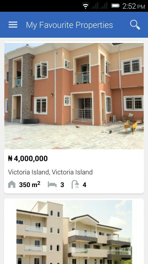 Jumia house buy rent homes android apps on google play for Buy house app