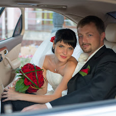 Wedding photographer Denis Savin (nikonuser). Photo of 18.05.2016