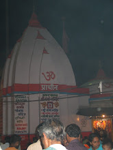 Photo: The ancient temple of Ganga