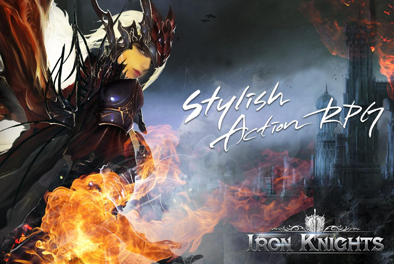 Screenshots of Iron Knights for iPhone