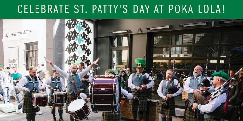 Denver-St.-Patrick's-Day-At-Poka-Lola
