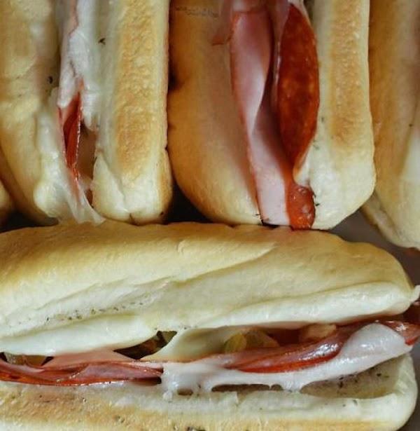 Hot Italian Hoagie Recipe