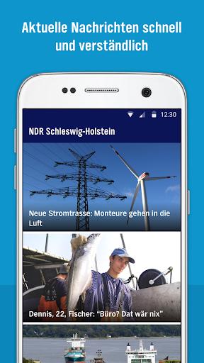 NDR Schleswig-Holstein screenshot 1