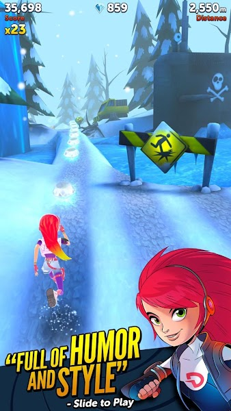 Agent Dash Screenshot Image