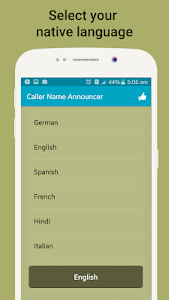 Caller Name Announcer - Free screenshot 4