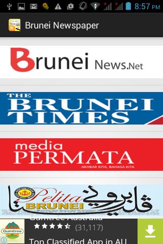 Brunei latest news