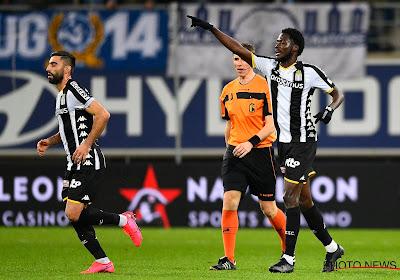 AA Gent-Charleroi: 1-4
