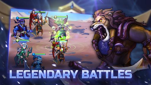 War Of Champions Idle RPG  astuce 1