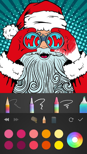 2018  Christmas Coloring Book 2.9.2 screenshots 2
