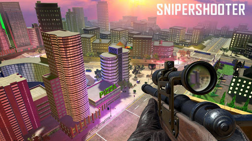 Sniper Shooter : free shooting games 1.0.5 screenshots 1